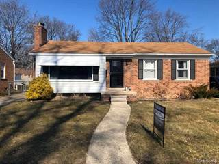 Single Family for sale in 32810 VERMONT Street, Livonia, MI, 48150