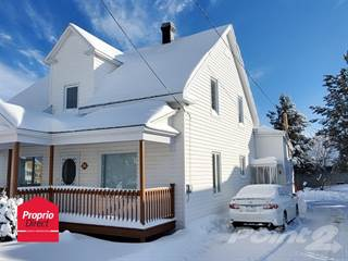 House for sale in 56 Rue Principale E., Saint-Clement, Quebec