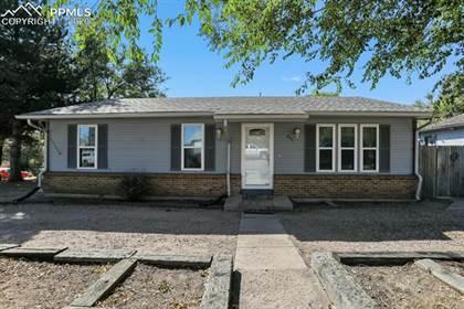 Residential for sale in 805 W Van Buren Street, Colorado Springs, CO, 80907