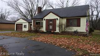 Single Family for sale in 16331 INKSTER Road, Livonia, MI, 48154