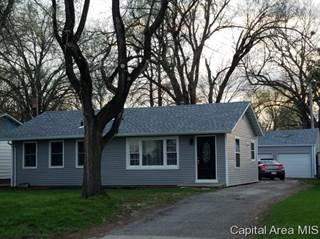 Single Family for sale in 405 W LAKE SHORE DR, Springfield, IL, 62703