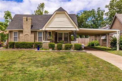 Residential for sale in 2539 NW 20th Street, Oklahoma City, OK, 73107
