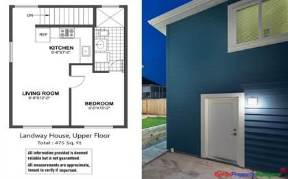Single Family for rent in Laneway-1044 QUADLING AVENUE, Coquitlam, British Columbia, V3K2B2
