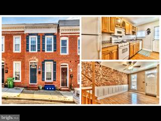 Townhouse for sale in 27 E HEATH STREET, Baltimore City, MD, 21230