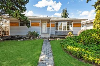 Single Family for sale in 3732 117 ST NW, Edmonton, Alberta, T6J1S7