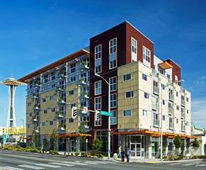 Apartment for rent in Borealis, Seattle, WA, 98109