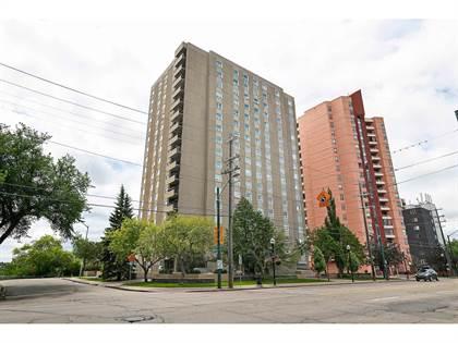 Single Family for sale in 12303 JASPER AV NW 1003, Edmonton, Alberta, T5N3R7
