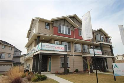 Single Family for sale in 12815 CUMBERLAND RD NW 1, Edmonton, Alberta, T6V0M2