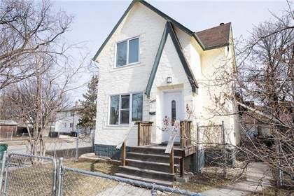 Single Family for sale in 349 Flora Avenue, Winnipeg, Manitoba, R2W2R4