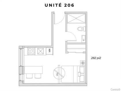 Condominium for sale in Maisonnneuve-Hochelaga, Montreal, Quebec