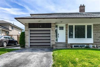 Residential Property for sale in 55 Clayhall Cres, Toronto, Ontario, M3J 1W5