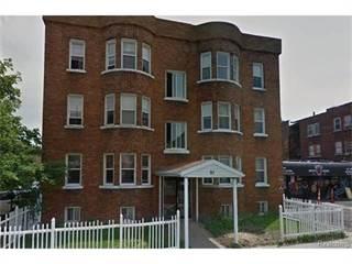 Condo for rent in 51 W PALMER Street, Detroit, MI, 48202