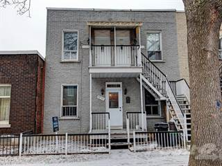 Residential Property for sale in 5950 - 5954 Rue D'Aragon, Montreal, Quebec