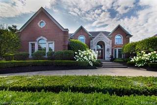 Single Family for sale in 18096 MISSION Point, Northville, MI, 48168