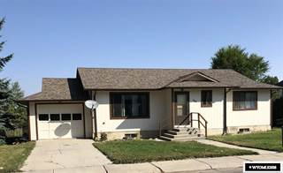 Single Family for sale in 349 Bellvue, Lander, WY, 82520