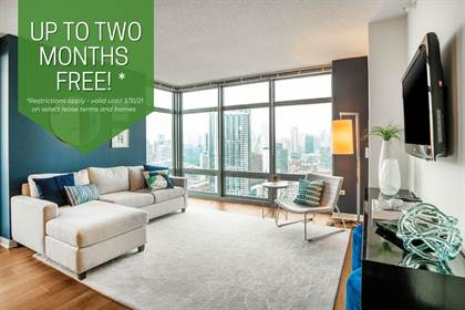 Apartment for rent in 555 West Kinzie Street, Chicago, IL, 60654