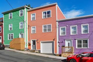 Townhouse for sale in 74 Lime Street, St. John's, Newfoundland and Labrador