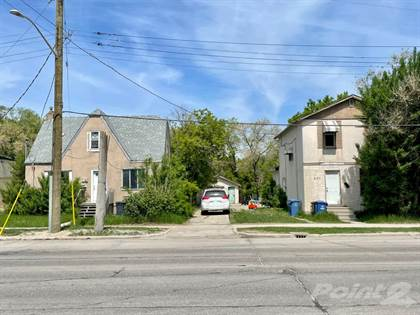 Commercial for sale in 397 Provencher Boulevard, Winnipeg, Manitoba, R2H 0G9