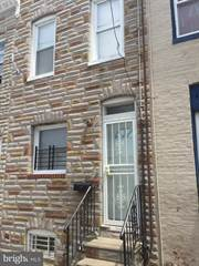 Townhouse for sale in 103 S DEAN STREET, Baltimore City, MD, 21224
