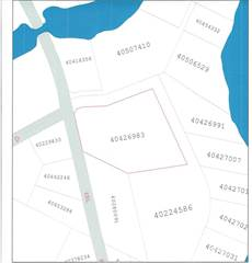 Residential Property for sale in Lot Eel River Road, Miramichi, New Brunswick