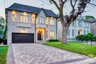 Single Family for sale in 46A Beechwood Ave  Open house: Sat & Sun (July 6th&7th) 2-4 pm, Toronto, Ontario