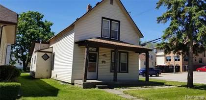 Residential for sale in 115 ROBERTSON Street, Mount Clemens, MI, 48043