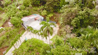 Residential Property for sale in Maricao, Carr PR-120 km. 23.3, Bucarabones, PR, 00606
