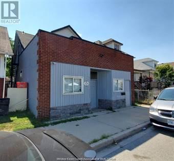 Multi-family Home for sale in 1129 DROUILLARD, Windsor, Ontario, N8Y2R2