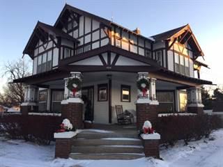 Single Family for sale in 404 E GRAND AVE, Hillsboro, KS, 67063