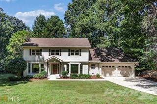 Single Family for sale in 3395 Indian Hills Dr, Marietta, GA, 30068