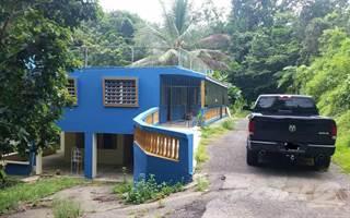 Residential Property for sale in EL SALTO, AÑASCO, CASA 4-3 CON 3.44 CUERDAS, Marias, PR, 00610