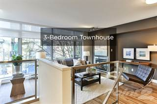 Apartment for rent in Bayview at Coal Harbour - Three Bedroom Townhouse, Vancouver, British Columbia