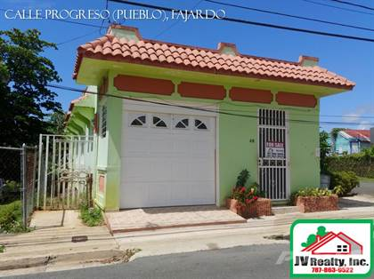 Residential Property for sale in CALLE PROGRESO, PUEBLO, Fajardo, PR, 00738