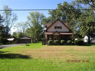 Single Family for sale in 6259 WHITEFORD CENTER Road, Lambertville, MI, 48144