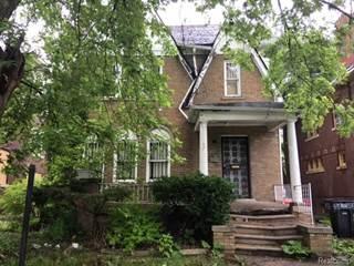 Single Family for sale in 4356 STURTEVANT Street, Detroit, MI, 48204
