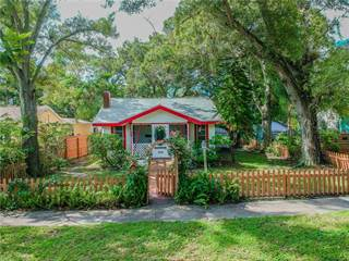 Single Family for sale in 1510 40TH AVENUE N, St. Petersburg, FL, 33703