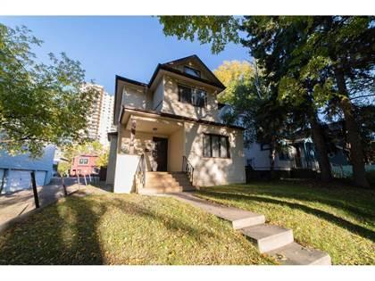 Single Family for sale in 10331 122 ST NW, Edmonton, Alberta, T5N1M1