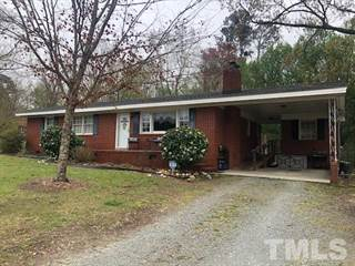 Single Family for sale in 2165 Stephenson Road, Angier, NC, 27501