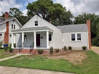 Single Family for sale in 417 Douglas Avenue, Portsmouth, VA, 23707
