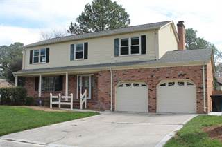 Single Family for sale in 520 Mossycup DR, Virginia Beach, VA, 23462