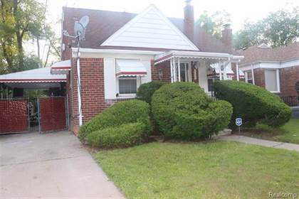 Residential Property for sale in 20453 TRACEY Street, Detroit, MI, 48235