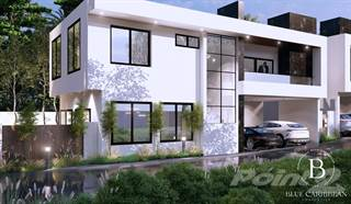 Residential Property for sale in LUXURY & PRIVATE RESIDENTIAL OF TOWNHOUSES - SANTO DOMINGO - 3 BEDROOMS - STRATEGIC LOCATION, Santo Domingo, Santo Domingo
