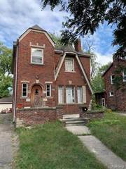 Single Family for sale in 15436 WINTHROP Street, Detroit, MI, 48227