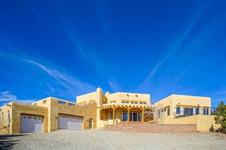 Single Family for sale in 8 Tewa Court, Sandia Park, NM, 87047