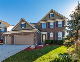 Single Family for sale in 8351 Harrison Pointe , Fishers, IN, 46038