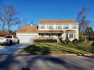 Single Family for sale in 2100 MITCHELL Circle, Virginia Beach, VA, 23454