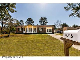 Single Family for sale in 3505 GOLFVIEW DRIVE, Hope Mills, NC, 28348