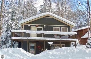Single Family for sale in 7881 Otsego Court, Thompsonville, MI, 49683