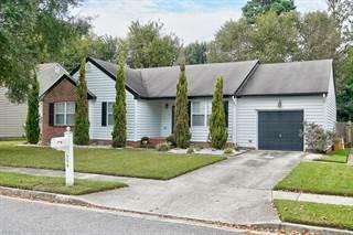 Single Family for sale in 554 Lake Shores Drive, Portsmouth, VA, 23707