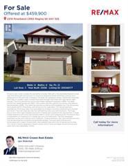 Single Family for sale in 2319 Riverbend Cress, Regina, Saskatchewan